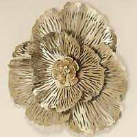 Настенный декор Цветок d74см Гранд Презент 1008461