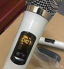 Колонка Temeisheng QX-1221 аккумуляторная,USB, Bluetooth, 2 микрофона, фото 3
