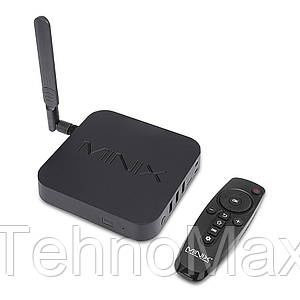 Android Smart TV Box Minix NEO U9-H 2/16 GB Black (hub_4cs_0026)