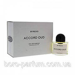 Парфюмированная вода Byredo Accord Oud 100 мл унисекс (в оригинальном качестве)