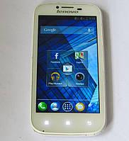 Lenovo IdeaPhone A706 White Оригинал! 2 сим 4 ядра