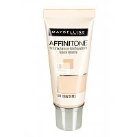 Увлажняющий тональный крем Maybelline Affinitone №09 Opal Rose/розовый опал 30 ml ОРИГИНАЛ