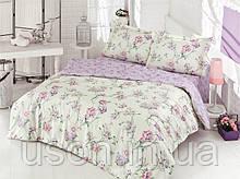 Комплект постельного белья семейный размер ранфорс ТМ Gokay Nice