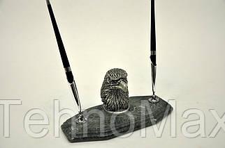 Подставка для ручек BST 540030 24х10 мраморная Орел