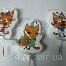 """Набір """"Казкові герої №4"""" (плоскі) """"Три кота"""""""
