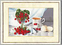 """Набор для вышивания Золотое руно """"Вишневый чай"""""""