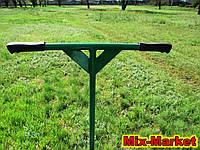 Бур садовый с 2 насадками, фото 1