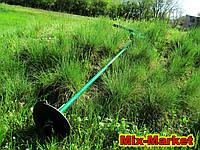 Садовый бур с насадками 150 и 200 мм, фото 1