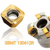 SBMT 130612R-M TT6080 Taegutec Пластина твердосплавная