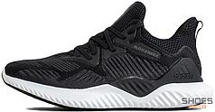Мужские кроссовки Adidas Alphabounce Beyond Core Black/Grey AC8273, Адидас Альфабоунс