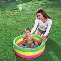 Басейн дитячий круглий, 70х24 см, 41 л, Bestway 51128