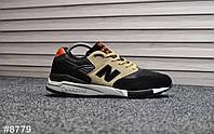 Кроссовки мужские New Balance 998 Black Sand. ТОП КАЧЕСТВО!!!  Реплика, фото 1