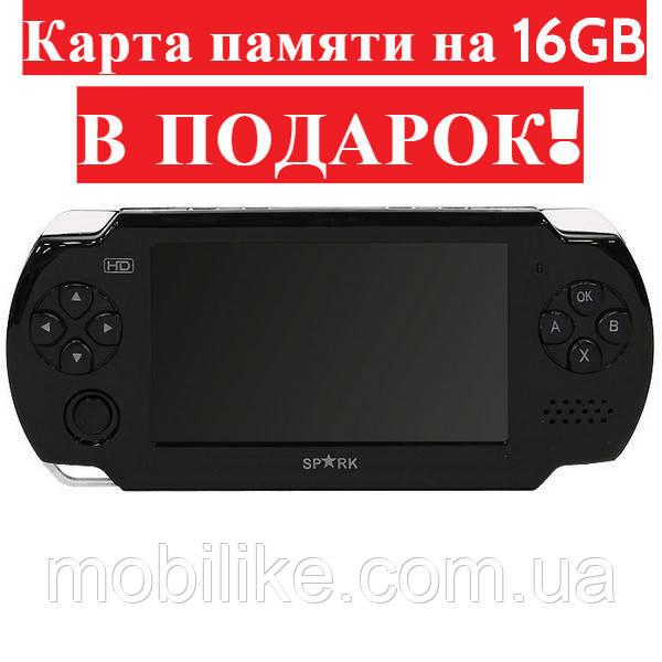 Игровая приставка DVTech Spark (Копия PSP) 4GB 150 ИГР + ПОДАРОК!