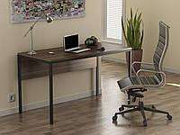 Письменный стол Loft design L-2p  Орех Модена. Комп'ютерний стіл для дому та офісу