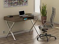 Письменный стол Loft design L-15 Орех Модена. Комп'ютерний стіл для дому та офісу