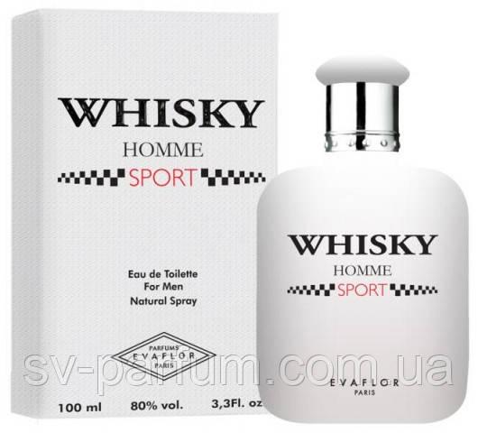 Туалетная вода мужская Whisky Sport 100ml