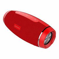 Портативная Bluetooth колонка HOPESTAR H27 (Красная) D1001