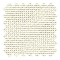 Ткань для вышивания равномерная Anchor/MEZ Evenweave 25 Белый (Молочный)