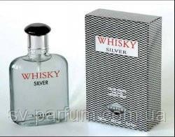 Туалетная вода мужская Whisky Silver 100ml