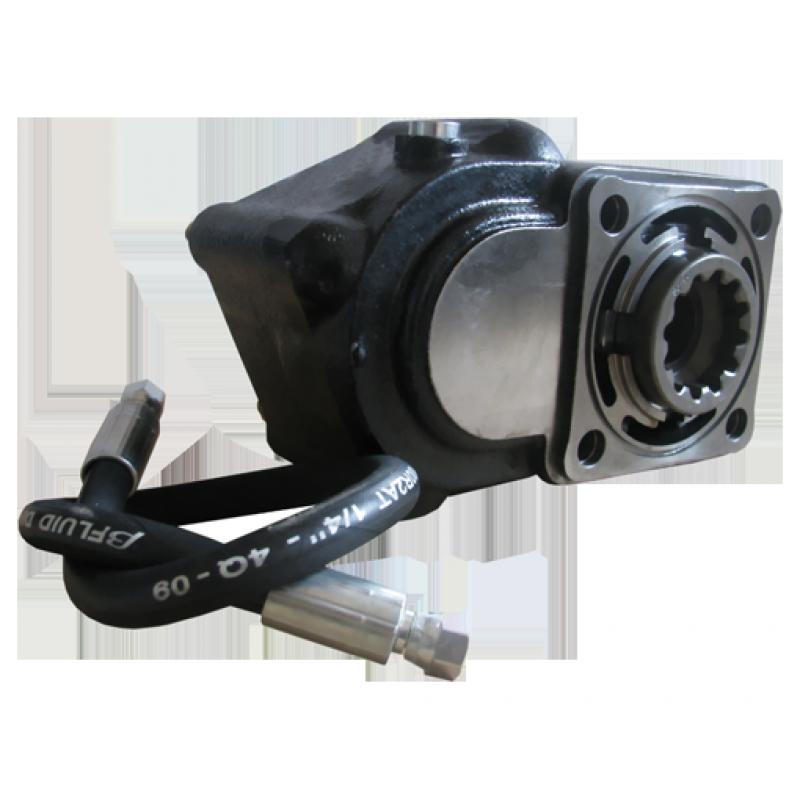 Коробка відбору потужності КПП ZF S5-50; S5-90; S6-65; S6-66; S6-70; S6-75; S6-80; S6-90; 6S-800; 6S-1000 ABER