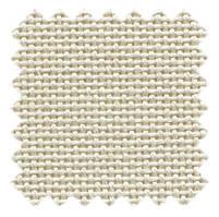 Ткань для вышивания равномерная Anchor/MEZ Evenweave 25 Экрю