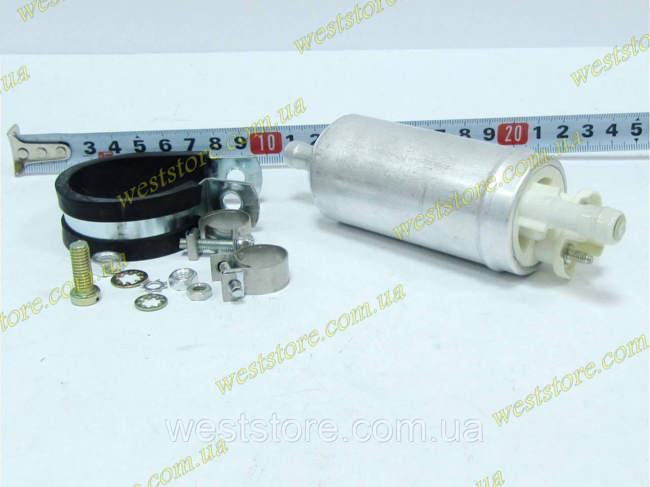 Электрический бензонасос низкого давления для карбюраторных авто QAP, фото 1