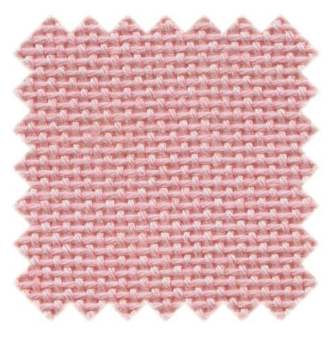 Тканина для вишивання рівномірна Anchor/MEZ Evenweave 25 Порошковий Рожевий