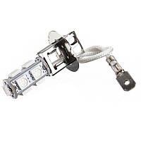 LED лампа H3, 9-SMD 5050, 12В