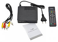 Тюнер DVB-T2 3820 HD с поддержкой wi-fi адаптера D1001