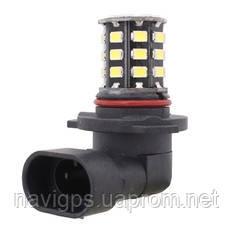 LED лампа HB3 9005 P20d, 33-SMD 2835, 12В, сверхяркая 660Lm