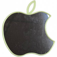 Дзеркало на пластиковій підставці «Яблуко» , 15×13 см, фото 2