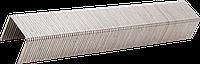 Скобы тип J, 6 мм, 1000 шт. 41E306 Topex