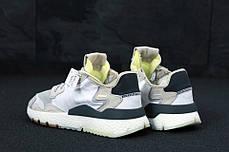 Мужские кроссовки Adidas Nite Jogger Grey Pack CG5950, Адидас Найт Джогер, фото 3