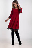 Платье K&ML 505 красный 44, фото 1