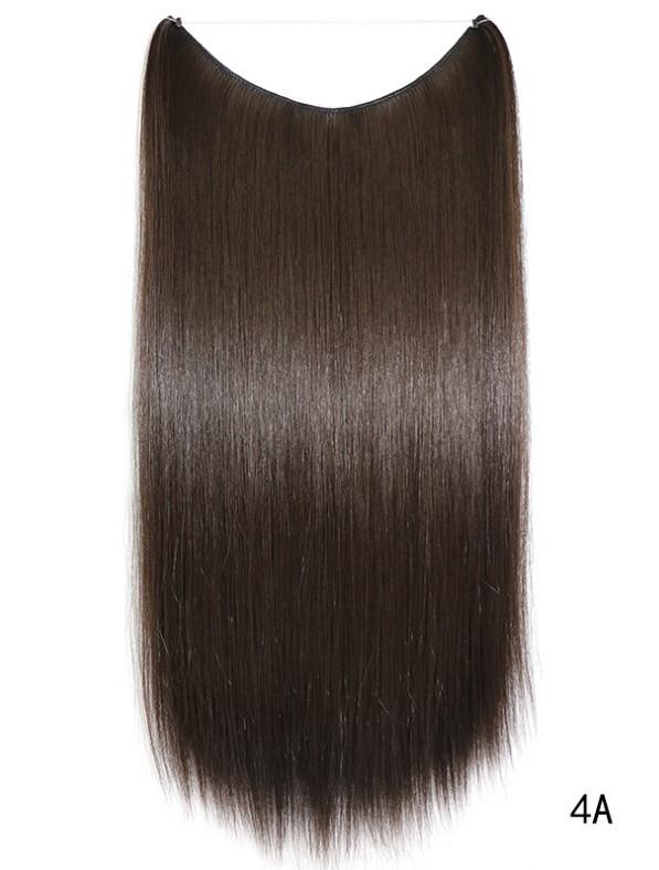 Накладне волосся на волосіні,тресс