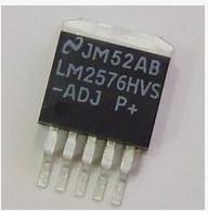 Мікросхема LM2576 LM2576HVS-ADJ LM2576S-ADJ TO-263