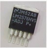 Мікросхема LM2576 LM2576HVS-ADJ LM2576S-ADJ TO-263, фото 2