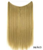 Накладне волосся на волосіні,тресс, фото 1
