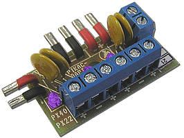 Модуль расширения электропитания 12 В на 4 канала PX-40-07