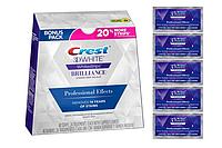 ПОШТУЧНО! Отбеливающие полоски для зубов,Crest 3D White Brilliance Professional Effects USA, фото 1