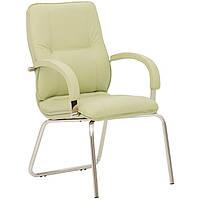 Кресло для руководителей STAR steel CFA LB chrome, фото 1