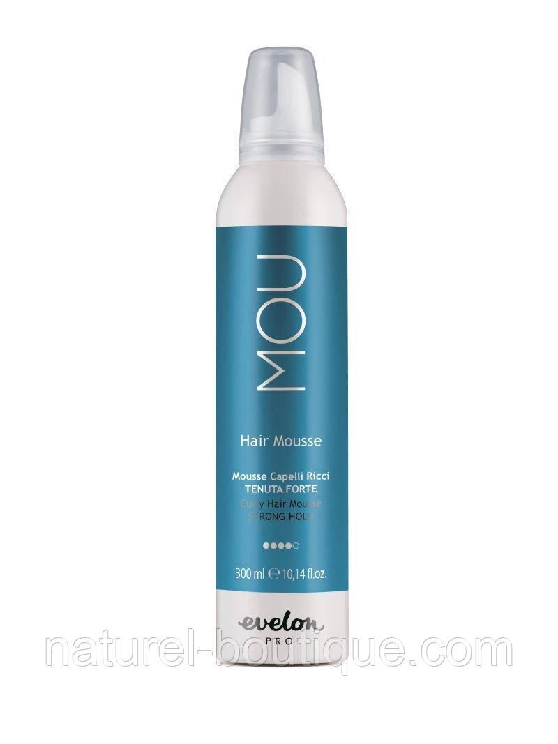 Мус для кучерявих волосся Parisienne Evelon Capelli Ricci MOU 300мл