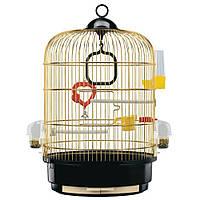 Ferplast REGINA Золото Клетка для канареек и маленьких экзотических птиц