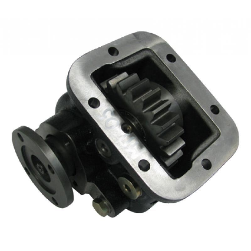 Коробка відбору потужності КПП КамАЗ 14, 15 ABER