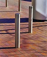 Столбик из нержавеющей стали для презентаций