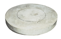 Кришки бетонні 1000*140 мм, фото 1