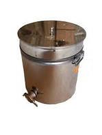Бак для фасовки меда 55 л. Отстойник для меда. Украина