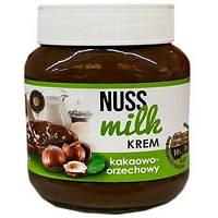 Nuss Milk какао-ореховая шоколадная паста 400 г