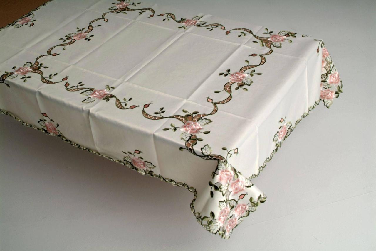 Скатерть на кухонный стол 170*130 для тебя