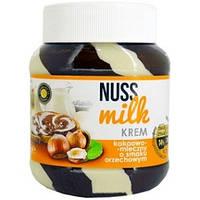 Nuss Milk молочно-ореховая шоколадная паста 400 г
